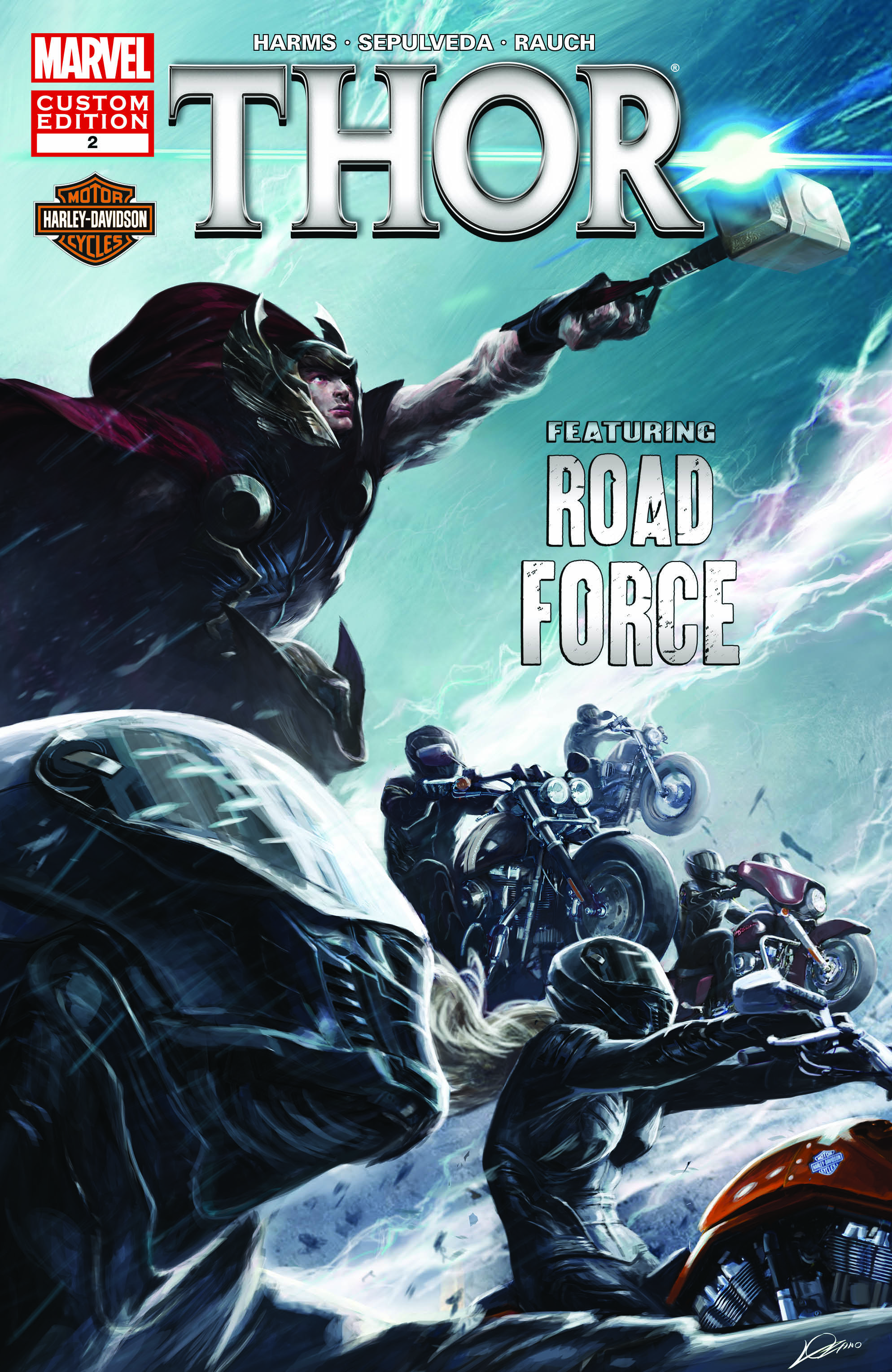 Thor / Road Force Vol 1 2