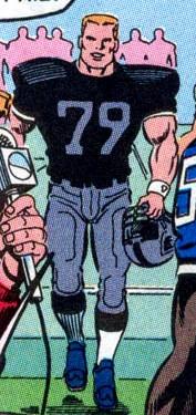 Tim Pressman (Earth-616) from NFL Superpro Vol 1 4 0001.jpg