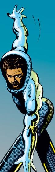 Turk Barrett (Earth-616) as Stilt Man from Daredevil Vol 1 186.JPG
