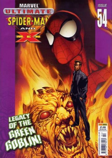 Ultimate Spider-Man and X-Men Vol 1 54