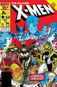 Uncanny X-Men Annual Vol 1 10