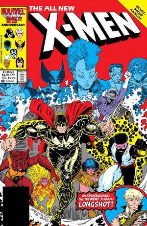 Uncanny X Men Annual Vol 1 1986 Marvel Database Fandom