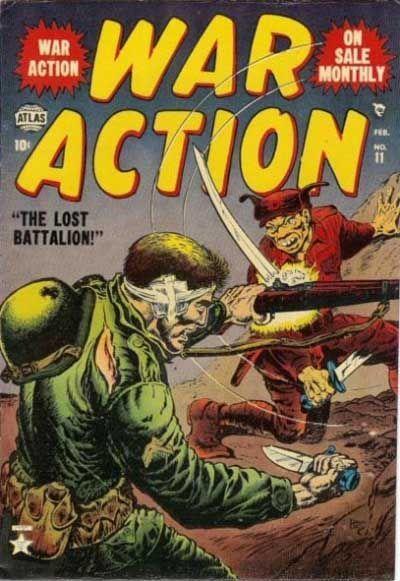 War Action Vol 1 11