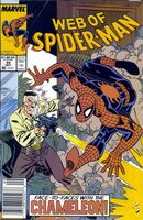 Web of Spider-Man Vol 1 54