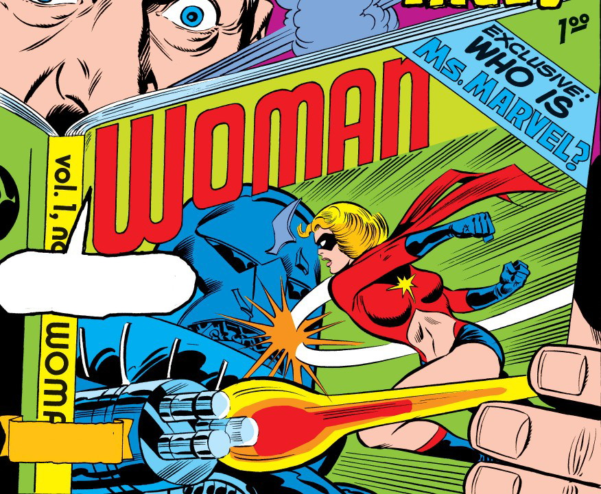 Woman Magazine (Earth-616)