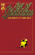 Age of Innocence The Rebirth of Iron Man Vol 1 1