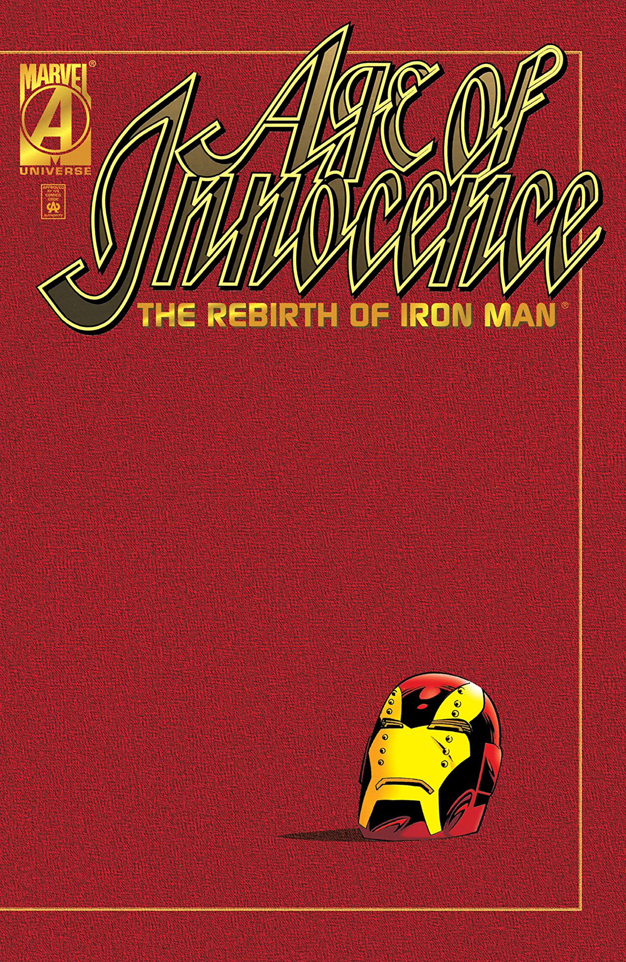 Age of Innocence: The Rebirth of Iron Man Vol 1 1