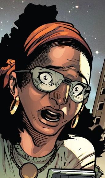 Angie Baez (Earth-616)