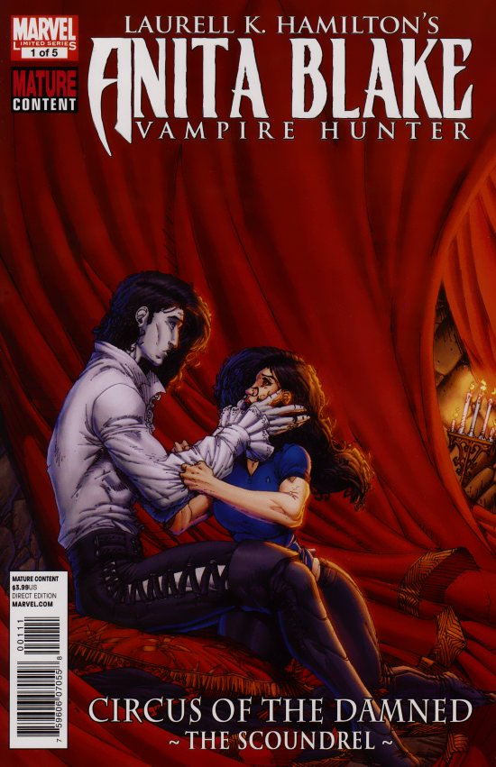 Anita Blake: Circus of the Damned - The Scoundrel Vol 1 1