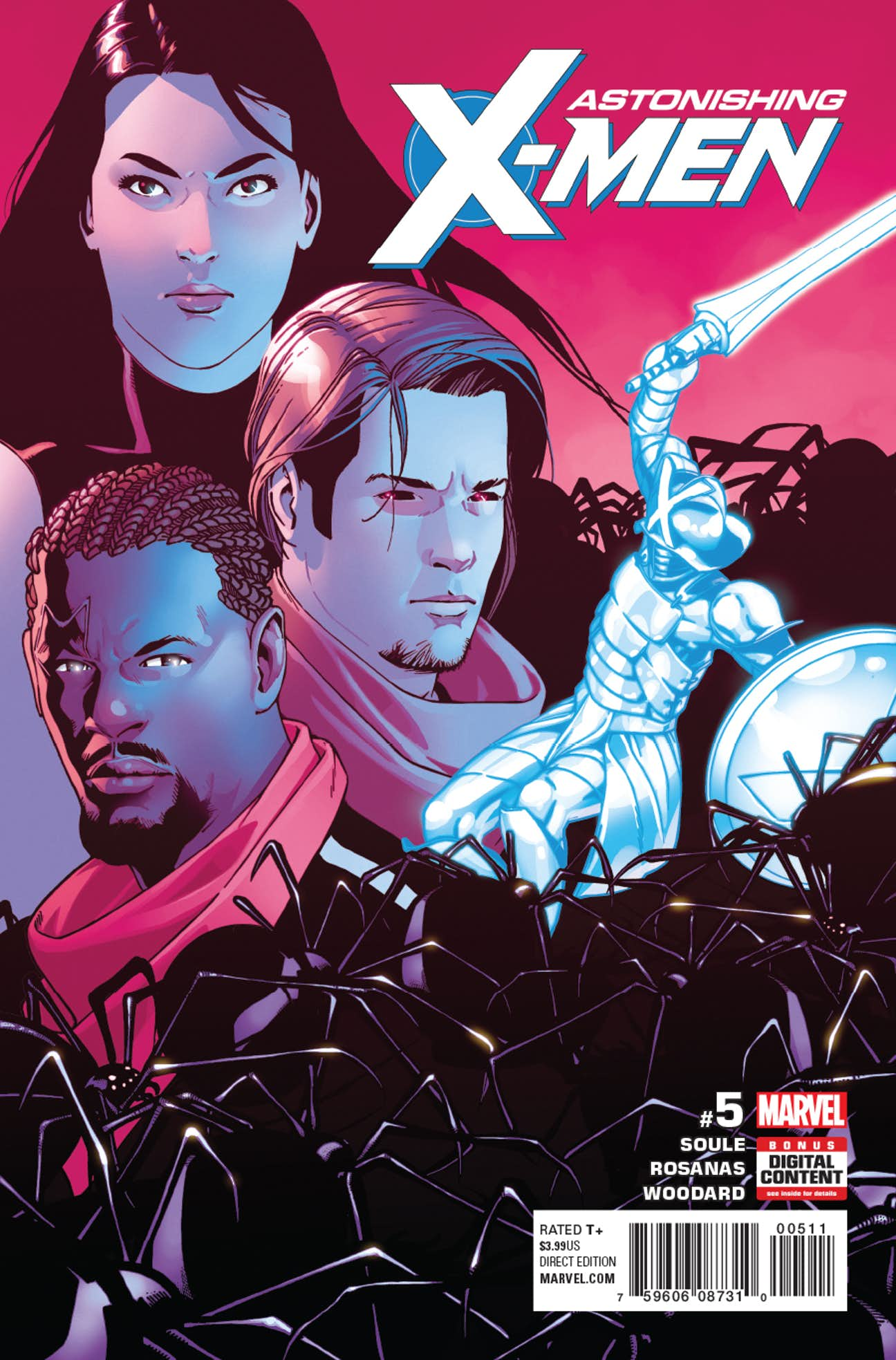 Astonishing X-Men Vol 4 5