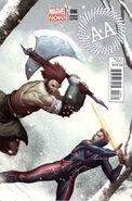 Avengers Arena Vol 1 6 Jorge Molina Variant
