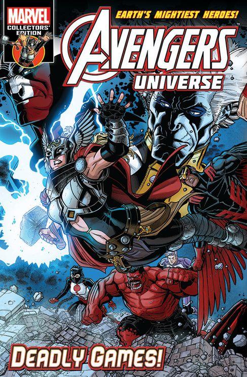 Avengers Universe (UK) Vol 3 17