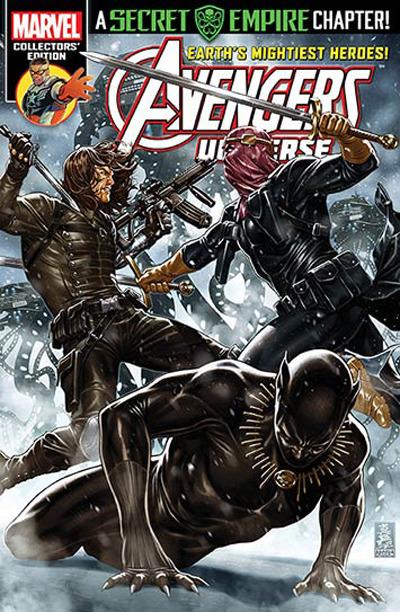 Avengers Universe (UK) Vol 3 9