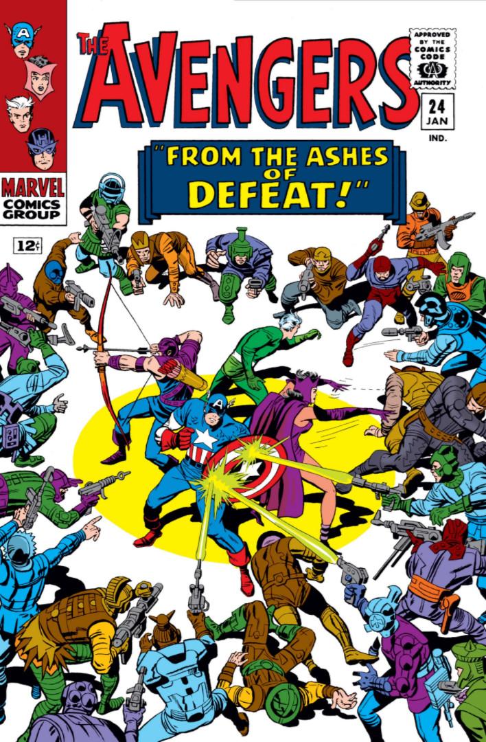 Avengers Vol 1 24