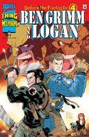 Before the Fantastic Four Ben Grimm and Logan Vol 1 1