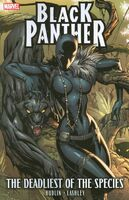 Black Panther The Deadliest of the Species TPB Vol 1 1