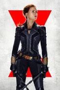 Black Widow (film) poster 012 textless