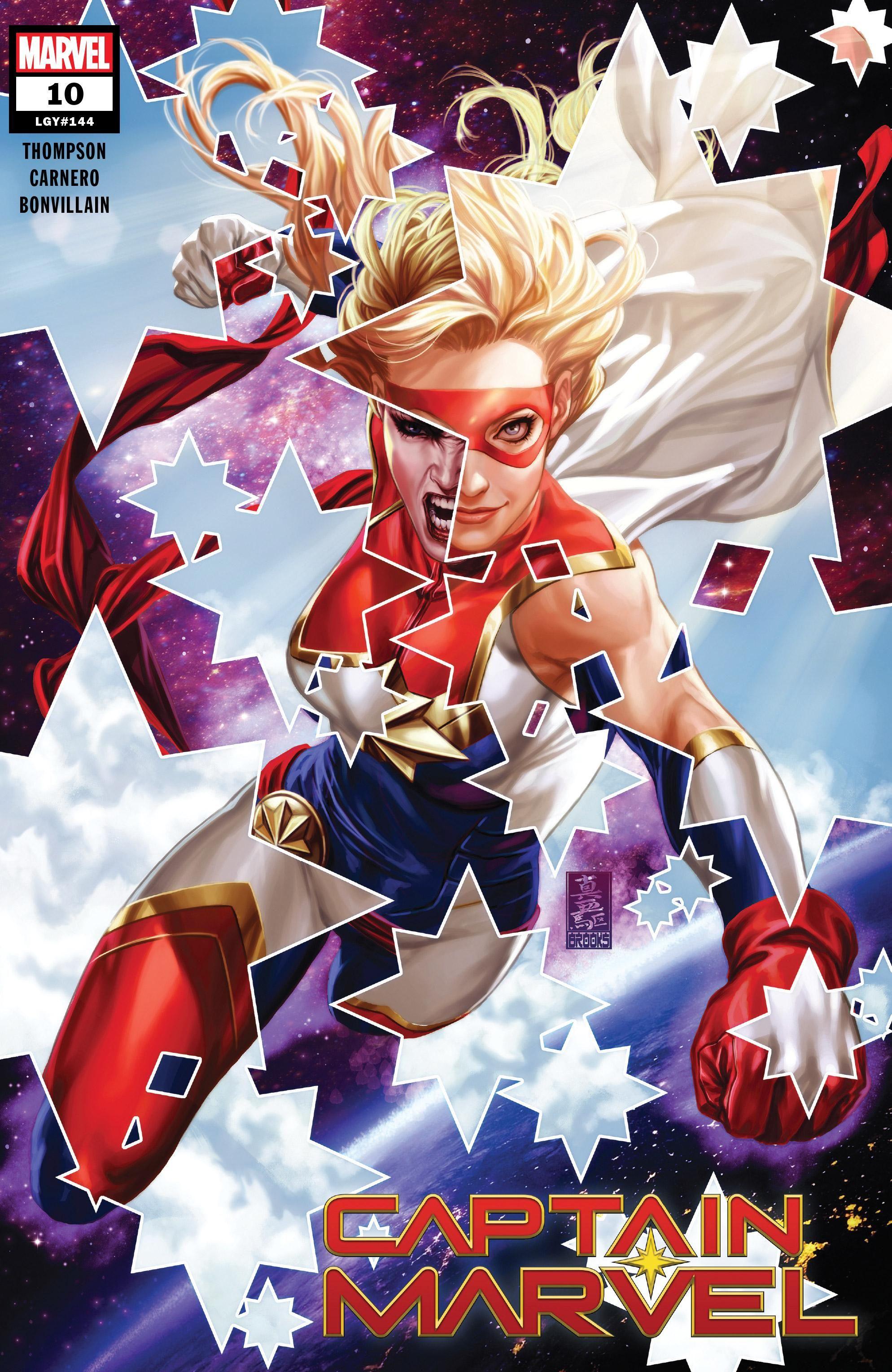 Captain Marvel Vol 10 10