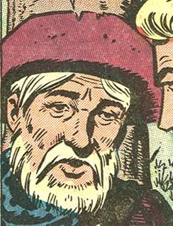 Charlie Weaver (Earth-616)