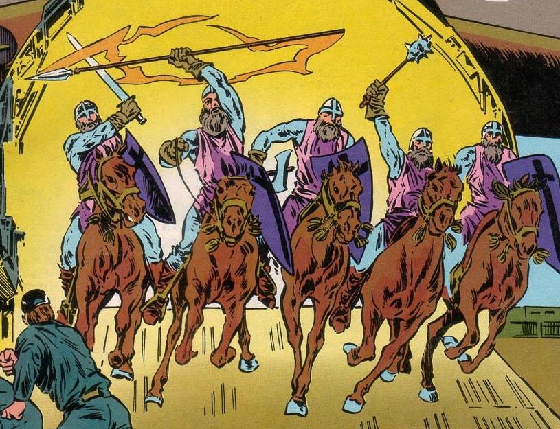 Crusaders (Immortals) (Earth-616)
