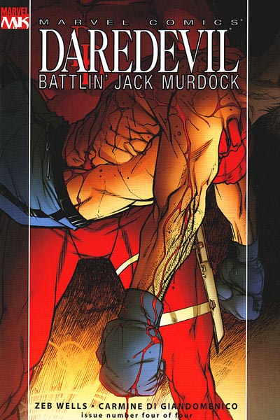 Daredevil: Battlin' Jack Murdock Vol 1 4