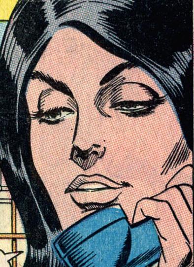 Deborah Harris (Earth-616)