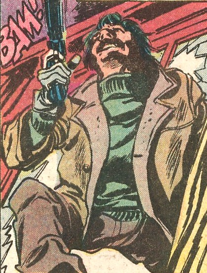 Francis Leroy Brown (Earth-616)