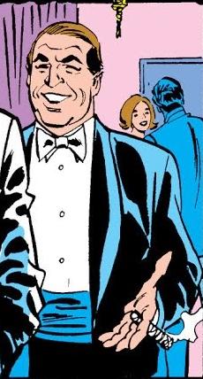 Harold Holliman (Earth-616)