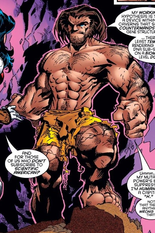 Henry McCoy (Earth-616)-Uncanny X-Men Vol 1 349 001.jpg
