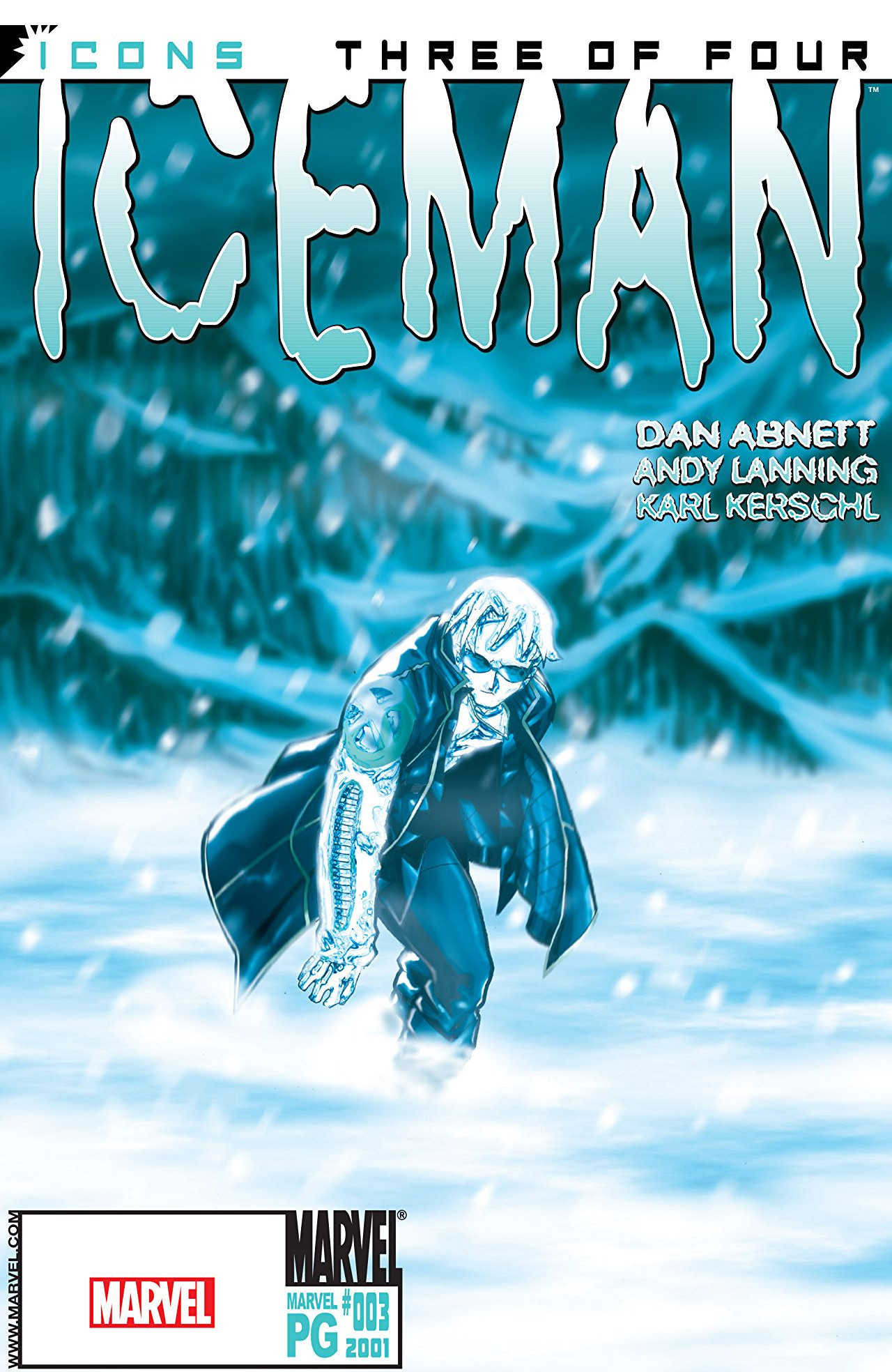 Iceman Vol 2 3