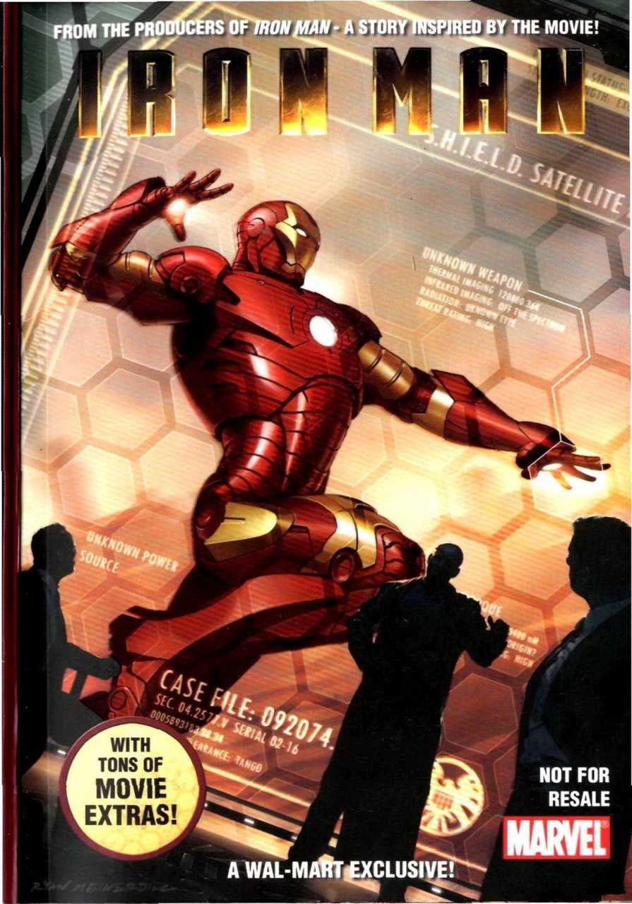 Iron Man: Security Measures Vol 1 1