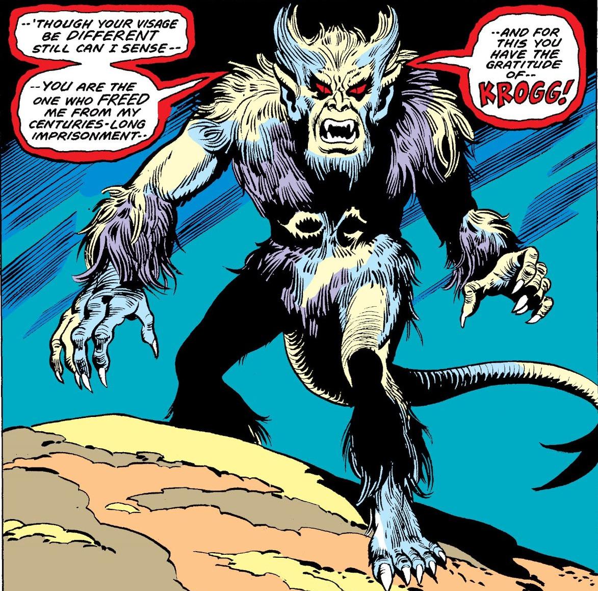 Krogg (Demon) (Earth-616)