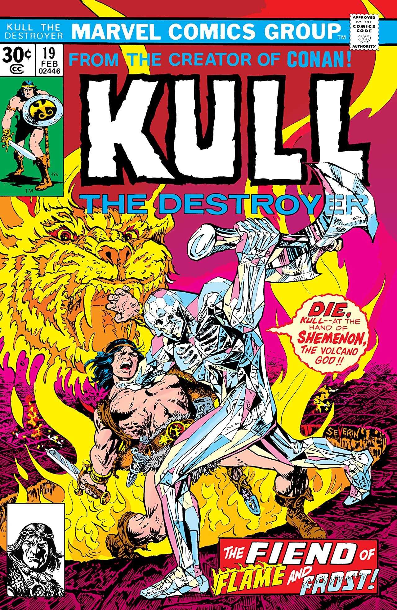Kull the Destroyer Vol 1 19