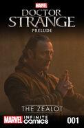 Marvel's Doctor Strange Prelude Infinite Comic Vol 1 1