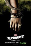 Marvel's Runaways poster 006