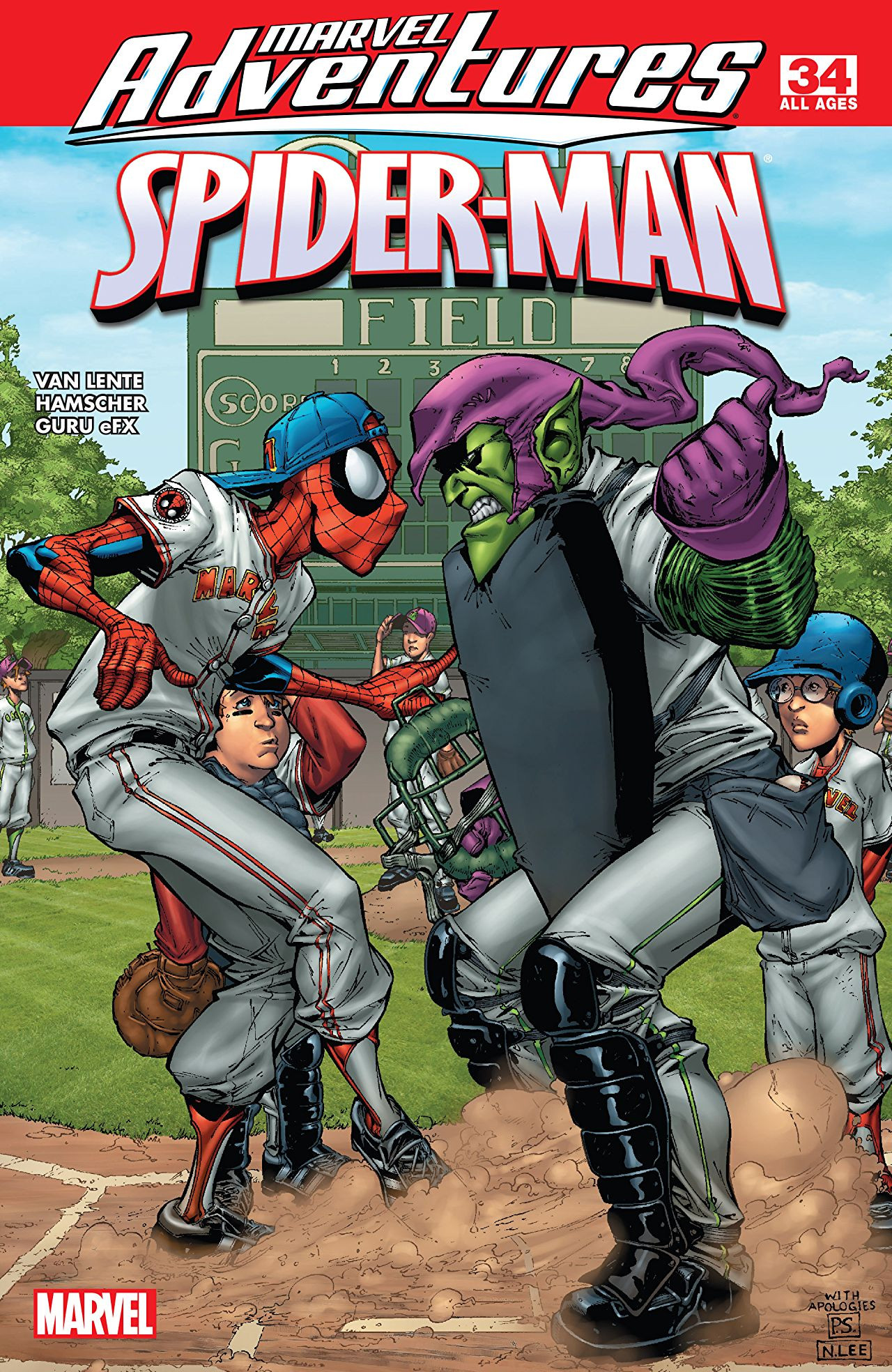 Marvel Adventures: Spider-Man Vol 1 34