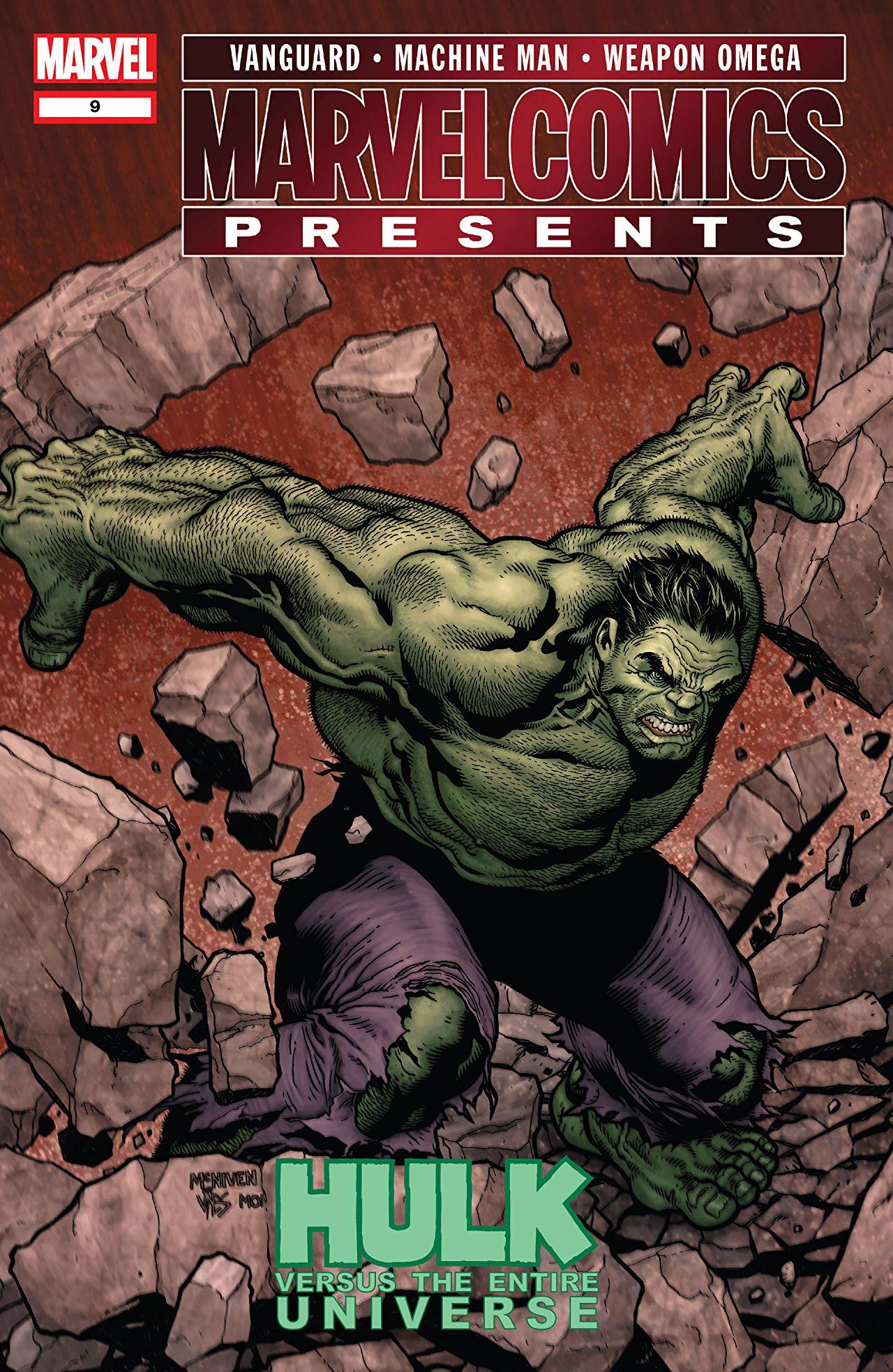 Marvel Comics Presents Vol 2 9