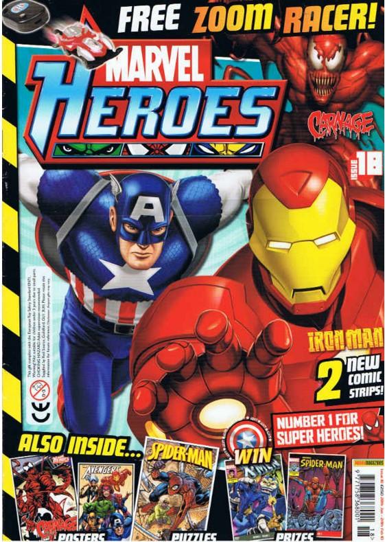 Marvel Heroes (UK) Vol 1 18