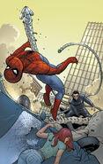 Marvel Knights Spider-Man Vol 1 5 Textless
