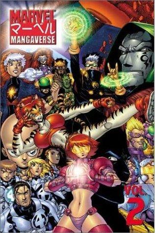 Marvel Mangaverse TPB Vol 1 2
