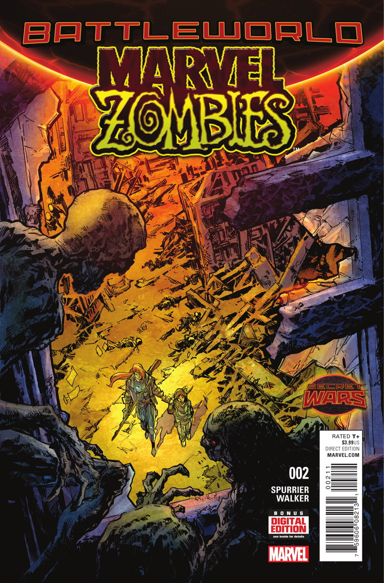 Marvel Zombies Vol 2 2