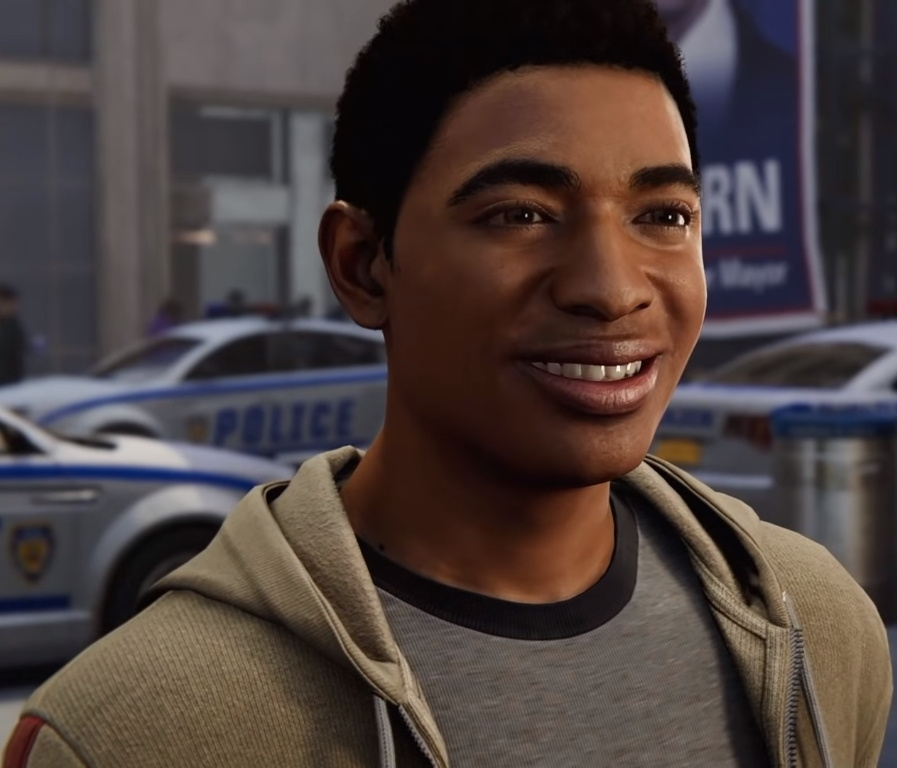 Miles Morales (Earth-1048) from Marvel's Spider-Man (video game) 001.jpg