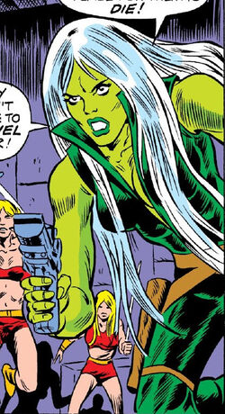 Mint Julep (Earth-691) from Amazing Adventures Vol 2 22 001.jpg