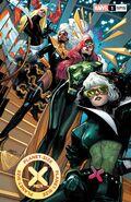 Planet-Size X-Men Vol 1 1 Larraz Variant