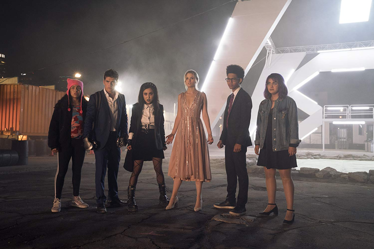 Marvel's Runaways Season 1 10