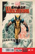 Savage Wolverine Vol 1 2
