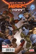Secret Wars 2099 Vol 1 3