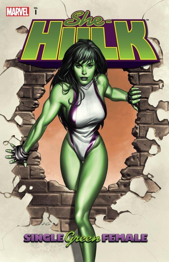 She-Hulk TPB Vol 1 1