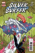 Silver Surfer Vol 8 8