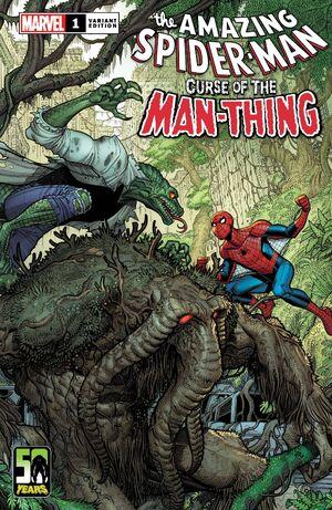 Spider-Man Curse of the Man-Thing Vol 1 1 Bradshaw Variant.jpg